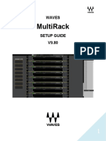 Multirack Setup