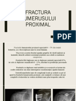 Fractura Humerusului Proximal
