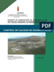 Control Calidad Soldadura Geomembranas