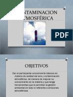 2018 03 Curso Contaminacion Atmosférica Fundamentos Fuentes Dispersion