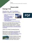 Benefits of Renewable Energy Use Copy
