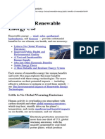 Benefits of Renewable Energy Use Copy