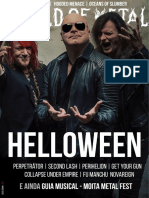 Revista World of Metal - Helloween