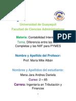 Diferencia entre las Niif Completa y las Niif para PYMES.docx