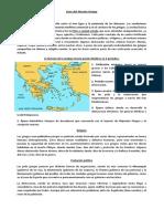 Guía Del Mundo Griego