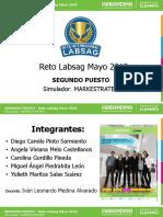 Ivan Leonardo Medina Alvarado - Concurso Reto Internacional