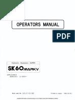 Sk60v Op Manual