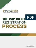 FI ISIP Biller Registration-ICICI