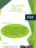 Desarrollo Físico Sexual en La Adolescencia (1)