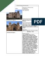 Ficha Técnica Iglesia Mamara