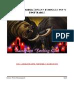 Teknik Trading Forex Dengan Fibonacci
