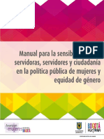1. Manual de Sensibilizacion Funcionarios/as