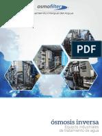 Ficha Osmosis Industrial 2016