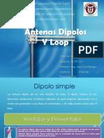 Diaspositivas de antenas loop