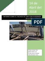 Informe 1 de Infraestructura