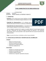 Examen de Obras Hidráulicas Resuelto