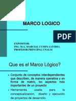 Curso Matriz de Marco Logico