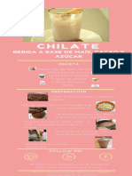 Chilate de Maíz