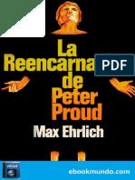 La Reencarnacion de Peter Proud - Max Ehrlich