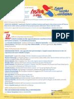 Festival Europa solidale e del Mediterraneo