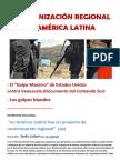 Recolonización Regional de América Latina