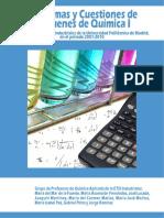 Problemas y Cuestiones de Exámenes de Química I (2010)