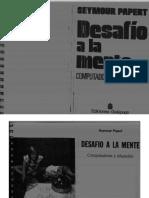 Livro-seymour-papert- o Desafio de La Mente