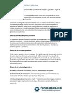 Caso Practico Modelo de Costo Valor Razonable y Costo en La Empresa Ganadera Según La NIC 41
