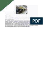 The AutomobileIndustry