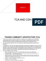 Cdh and Tca Presentation