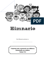 Himnario Folleto