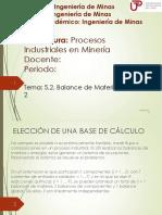5.2.Balance de Materia y Energia-utp
