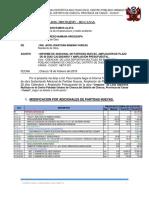 Informe Presupuesto Adicional 03