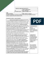 DIARIO DE CAMPO INVESTIGATIVO N° 1,2,3