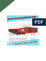 SPMT Modular Trailer Ultimate Guide