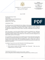 Wentworth CMS Letter