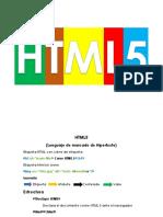 HTML5 - Guia