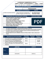 3A R 04 PE 03 Informe de Auditorias