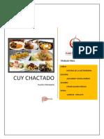 Cuy Chactado