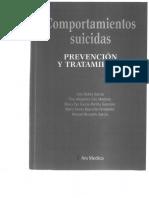 Comportamientos Suicidas Prev. y Tratamiento