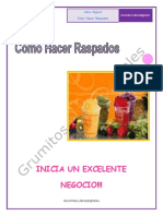 Como Hacer Raspados exquisitos