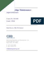 Bridge Maintenance Superstructure