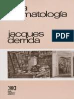De la gramatología [Jacques Derrida].pdf
