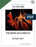 Informe Seguridad Facom - Junio