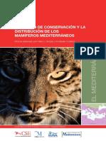 Iucn Red List Mediteranean Mammals Sp Forweb