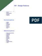 15708968 GoF Design Pattern an Overview