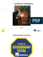 Seguridad Proceso s Sold a Dura