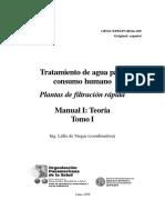 Manual i Ptap Filtracion Rapida