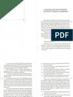 KOCH, I. a Construção Dos Sentidos No Texto - Coesão e Coerência