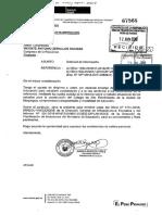Oficio N° 02785-2018-MINEDU/SG